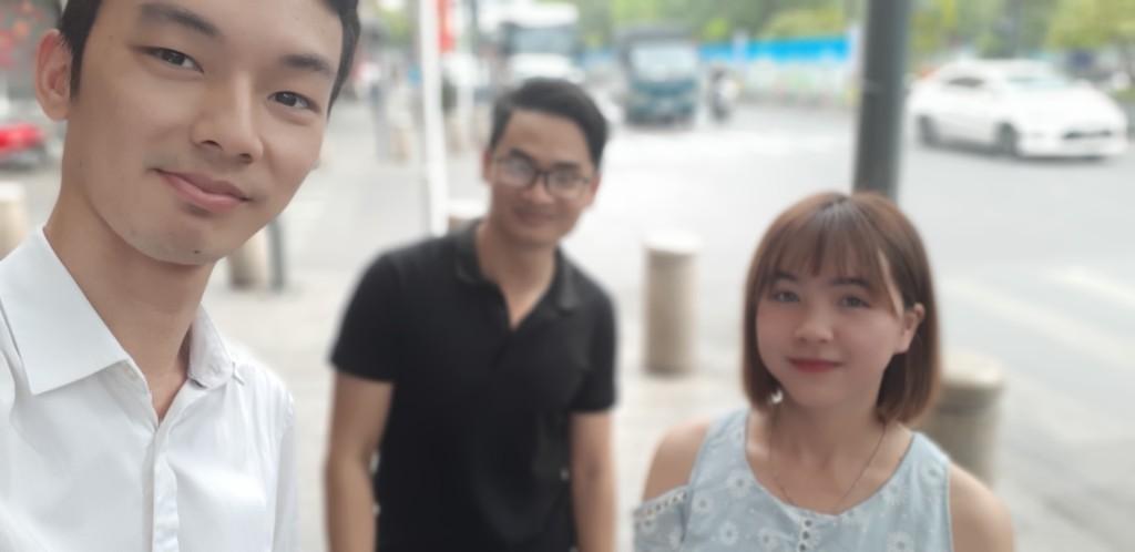 Trải nghiệm camera selfie kép trên Galaxy A8: Định nghĩa lại selfie cao cấp hình 5