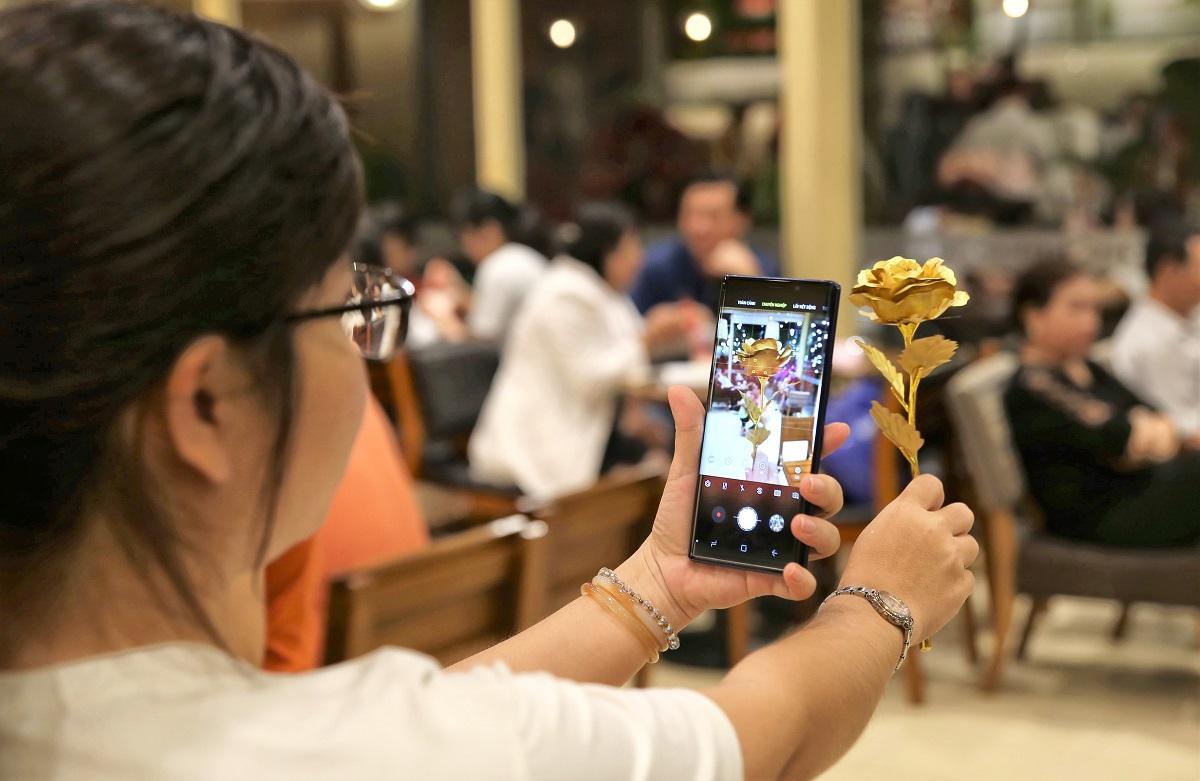 Cách phát huy tối đa sức mạnh và công dụng của chiếc Galaxy Note9 hình 2