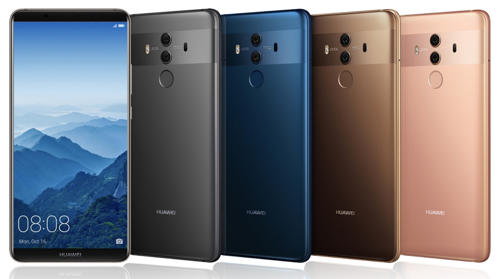Lộ danh sách những smartphone sẽ ra mắt trong năm 2018 của Huawei hình 1