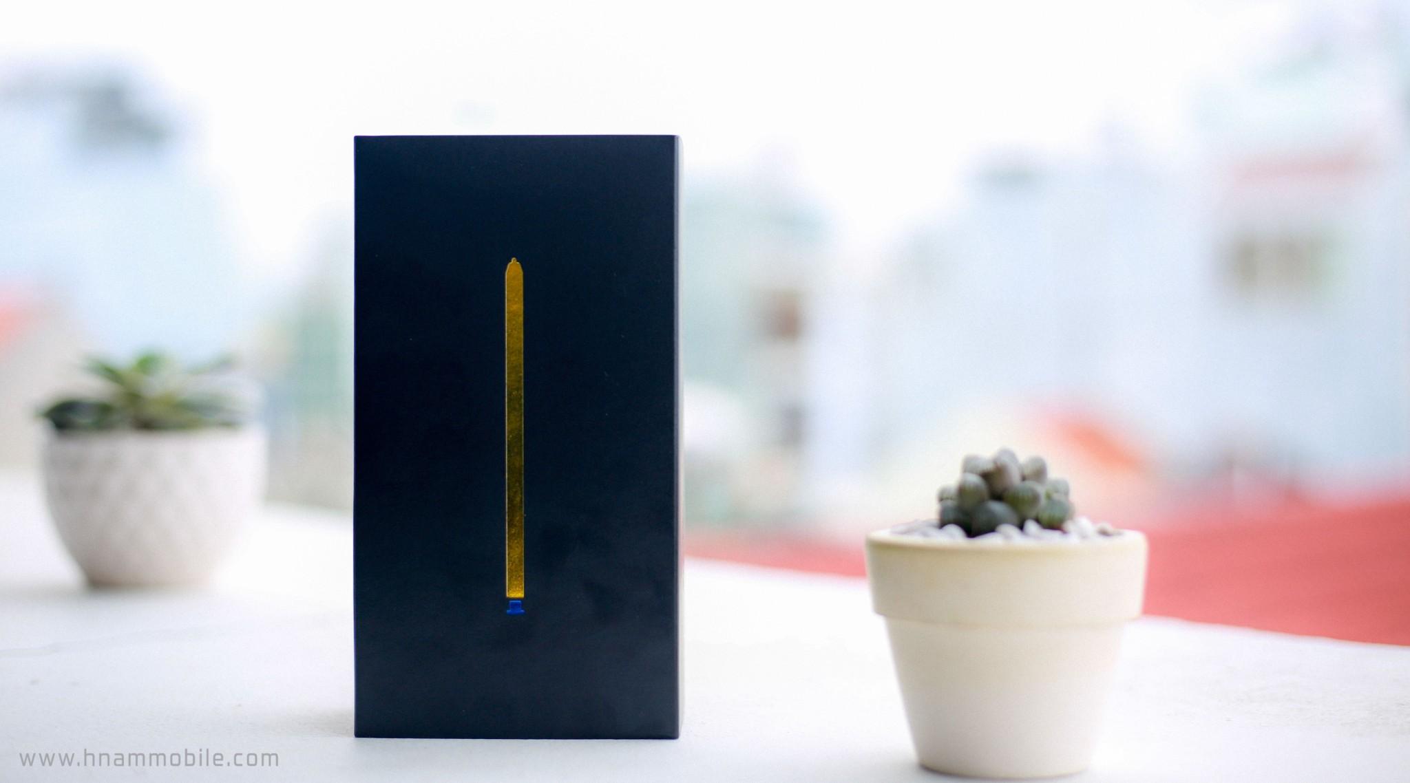 Đập hộp Galaxy Note 9 chính hãng phiên bản 512GB bán tại Việt Nam hình 2