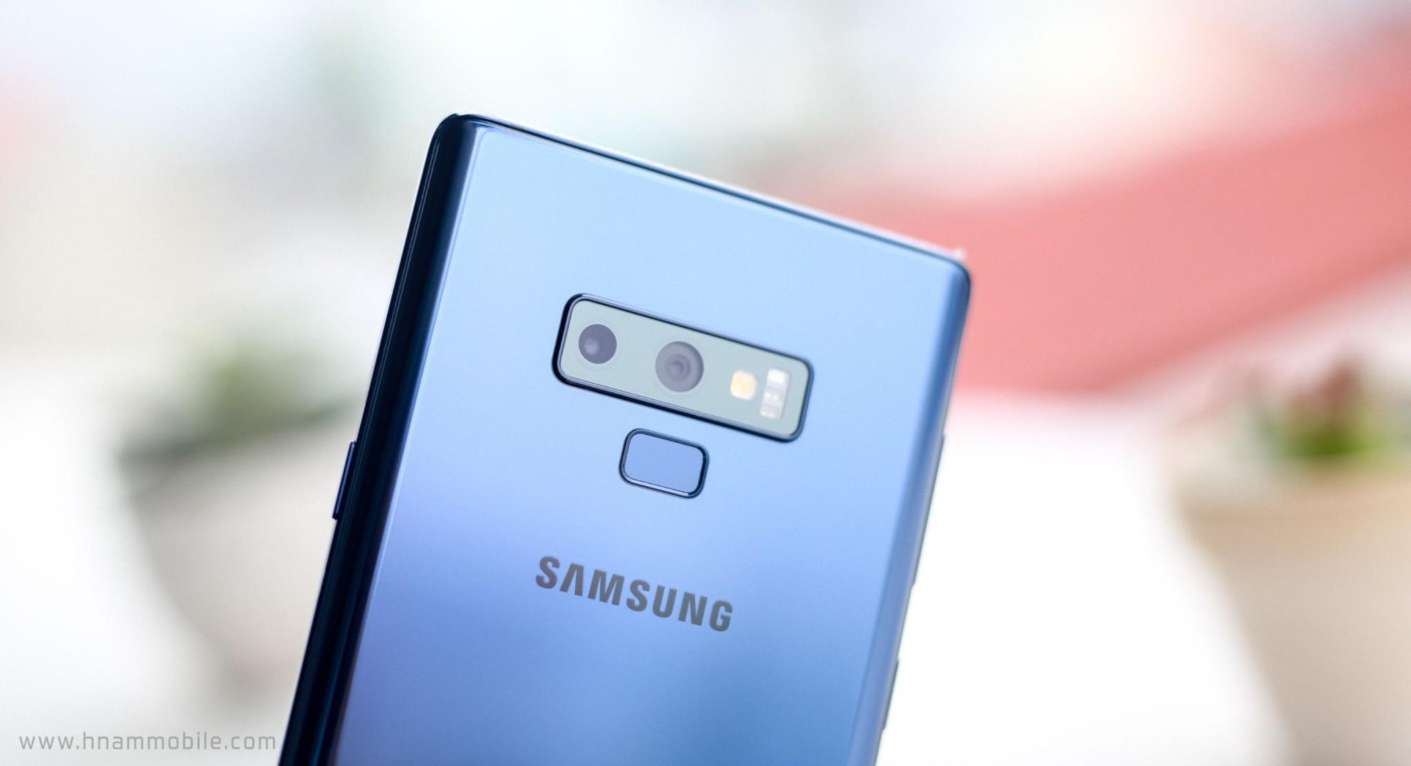 Đập hộp Galaxy Note 9 chính hãng phiên bản 512GB bán tại Việt Nam hình 12