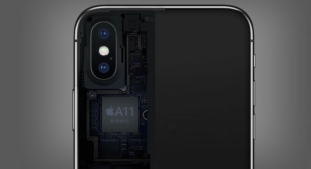 Rò rỉ điểm Benchmark của iPhone X Plus??? hình 1