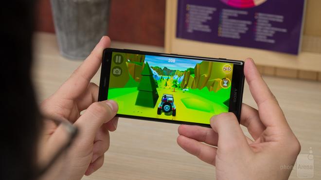 Điện thoại có cấu hình mạnh nhất 2018 để chơi game hình 3
