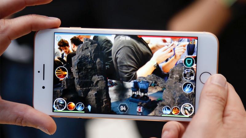 Điện thoại có cấu hình mạnh nhất 2018 để chơi game hình 4