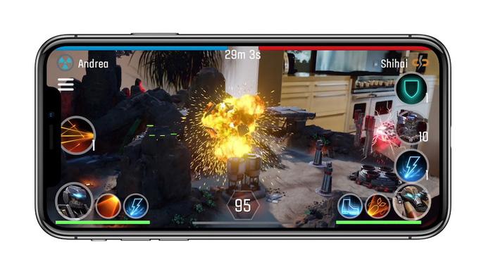 Điện thoại có cấu hình mạnh nhất 2018 để chơi game hình 5