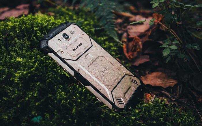 Top điện thoại bền pin khủng chuẩn quân đội hình 3