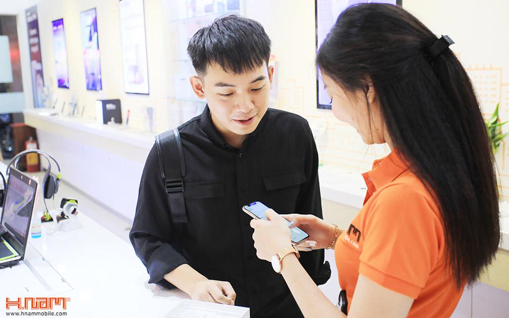 Độc quyền tại Hnam Mobile: ĐỔI IPHONE HƯ - NHẬN IPHONE MỚI 100% hình 2