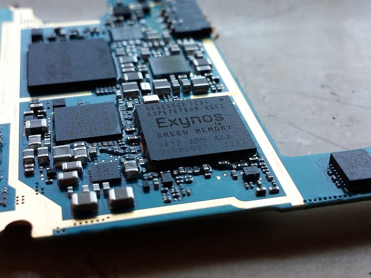 Tổng hợp các dòng chip Exynos phổ biến nhất của Samsung hiện nay hình 1
