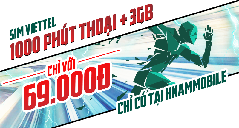 Nghe gọi, lướt web thả ga với Sim Viettel giá rẻ - chỉ từ 69.000đ hình 1