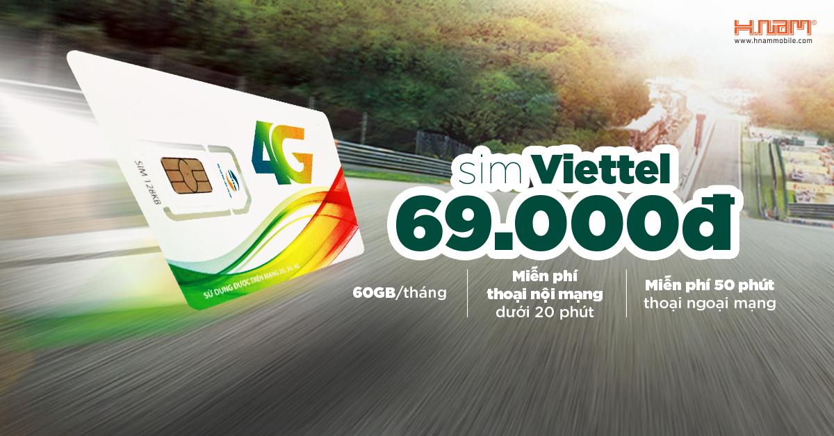 Sim Viettel V90 hình 1