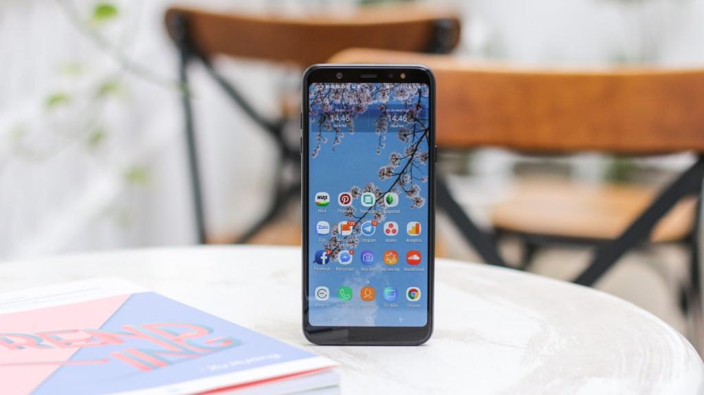 Những lý do nên mua Galaxy A6 và A6+ tại Hnam Mobile ngay lúc này hình 2