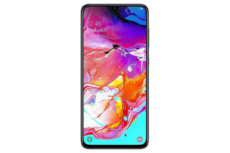 Samsung chính thức ra mắt Galaxy A70 - Màn hình vô cực lớn nhất tích hợp công nghệ bảo mật vân tay đỉnh cao hình 3
