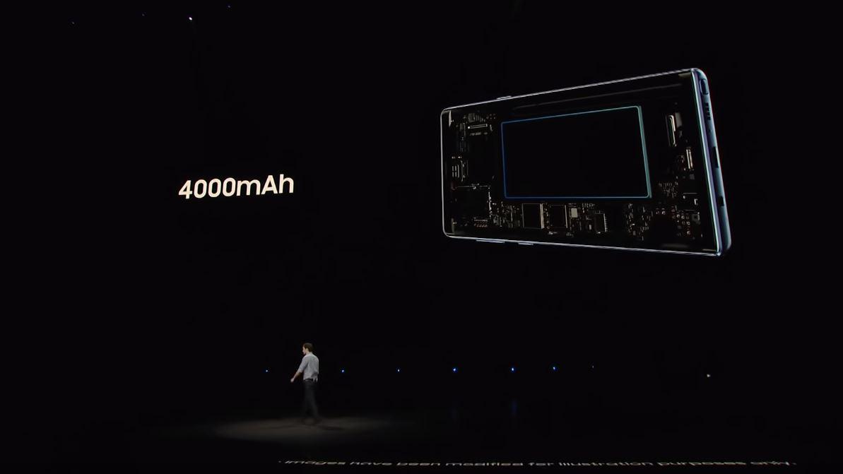 Galaxy Note 9 chính thức ra mắt: S Pen mới, pin 4000 mAh, ROM 512GB hình 5