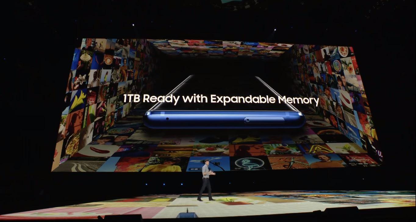 Galaxy Note 9 chính thức ra mắt: S Pen mới, pin 4000 mAh, ROM 512GB hình 6
