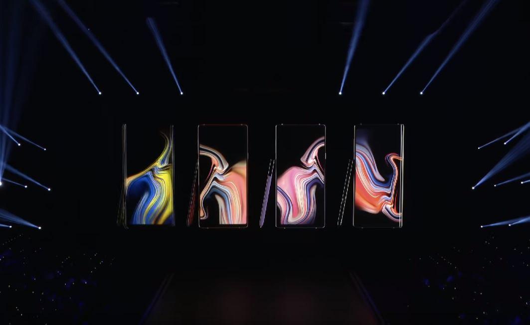 Galaxy Note 9 chính thức ra mắt: S Pen mới, pin 4000 mAh, ROM 512GB hình 9
