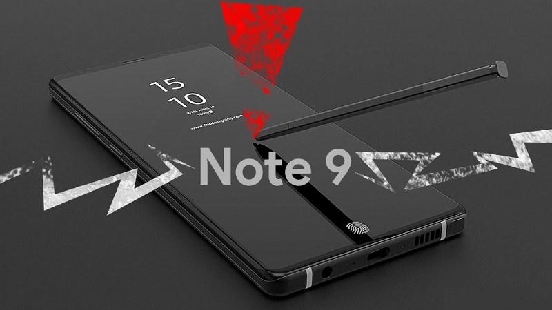 Galaxy Note 9 phiên bản Snapdragon 845 đạt chứng nhận tại FCC chuẩn bị cho ngày ra mắt hình 1