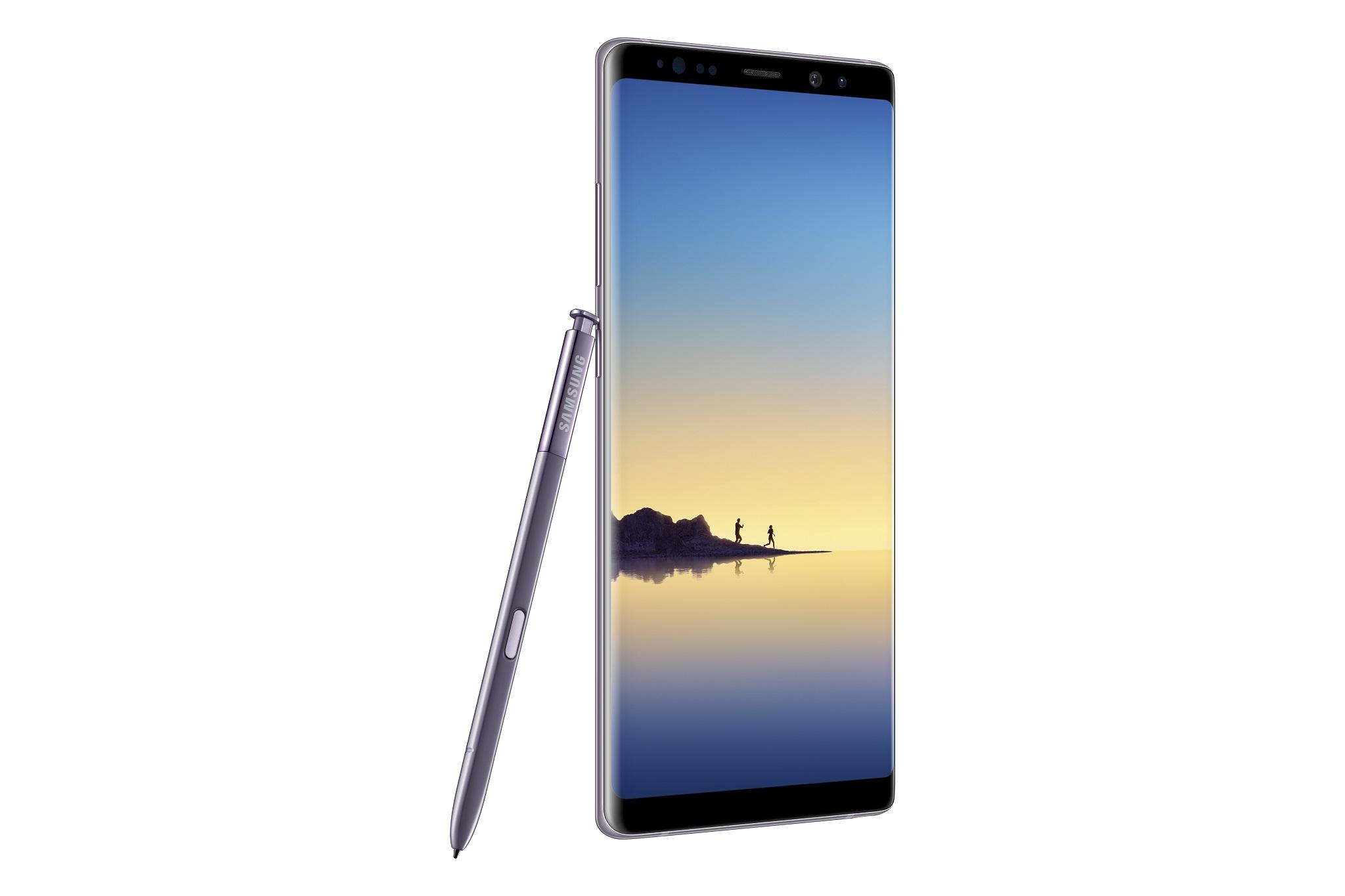Samsung chính thức ra mắt Galaxy Note8 tím khói tại Việt Nam, giá không đổi hình 3