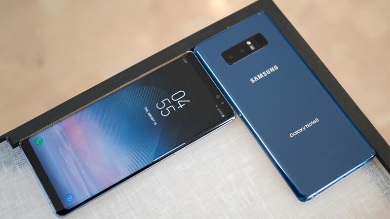 Cuối cùng thì thông tin chiếc Galaxy Note 9 cũng đã xuất hiện hình 1