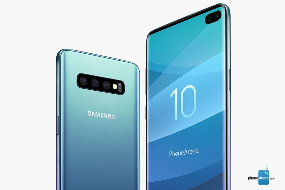 Galaxy S10 có khả năng sạc không dây ngược lại thiết bị khác? hình 1