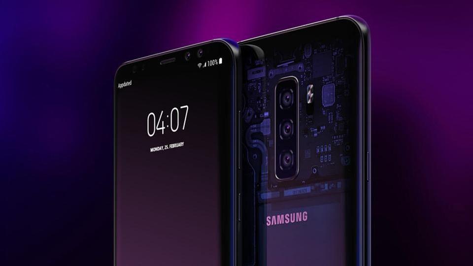 Galaxy S10 sẽ có công nghệ nhận dạng khuôn mặt 3D? hình 1
