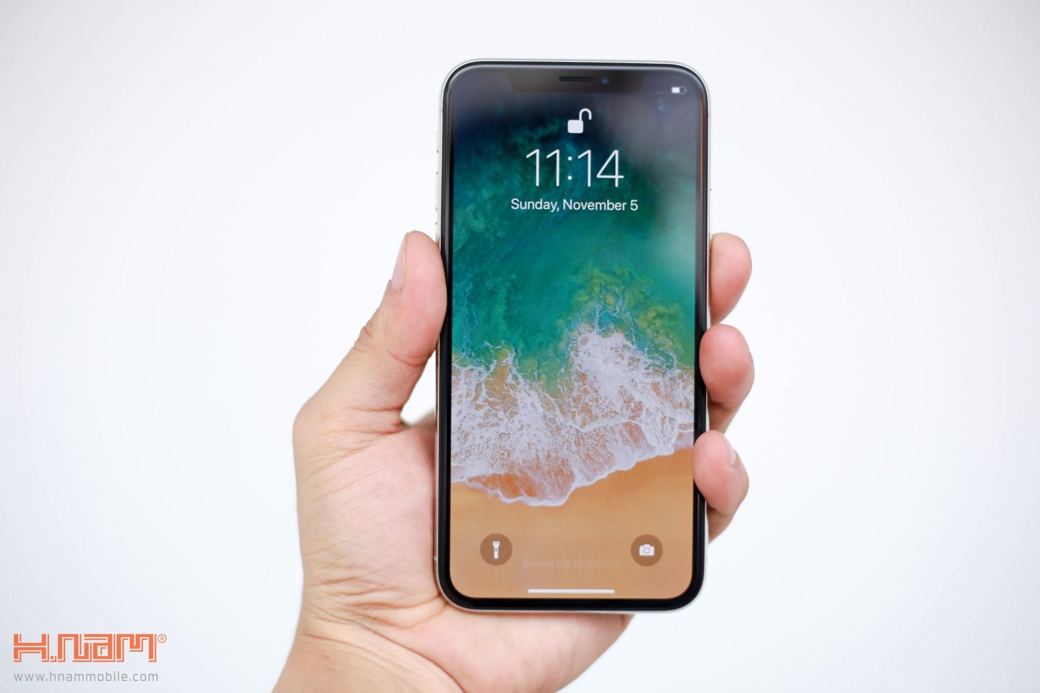 Giá iPhone X ở đâu rẻ nhất tại TPHCM? hình 2