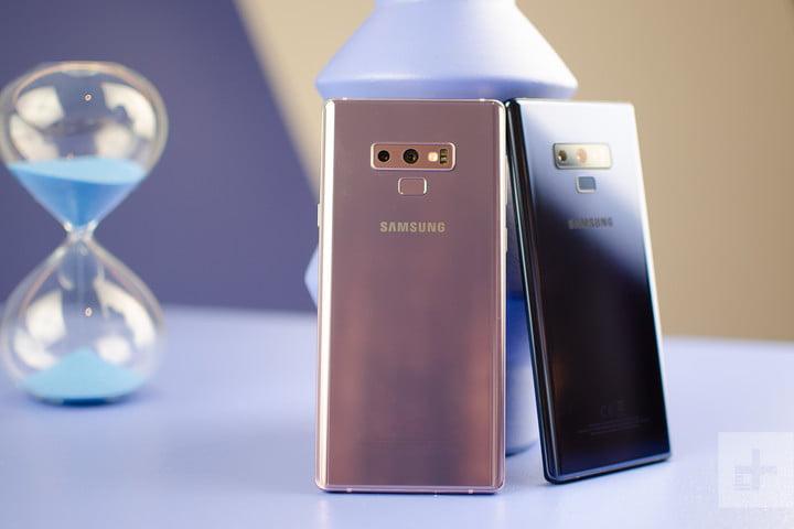 Giá Samsung Galaxy Note 9 cũ hiện tại là bao nhiêu? hình 3