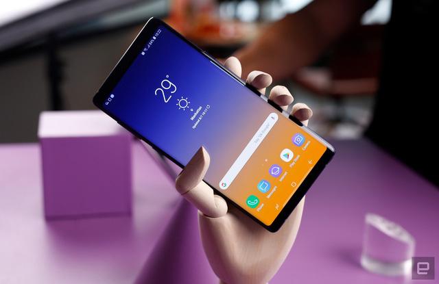 Giá Samsung Galaxy Note 9 cũ hiện tại là bao nhiêu? hình 5