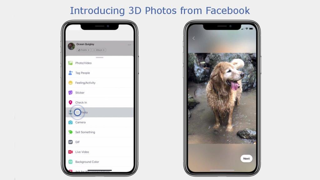 Hướng dẫn đăng ảnh 3D lên Facebook đang hot nhất hiện nay hình 1