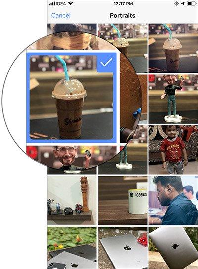 Hướng dẫn đăng ảnh 3D lên Facebook đang hot nhất hiện nay hình 4