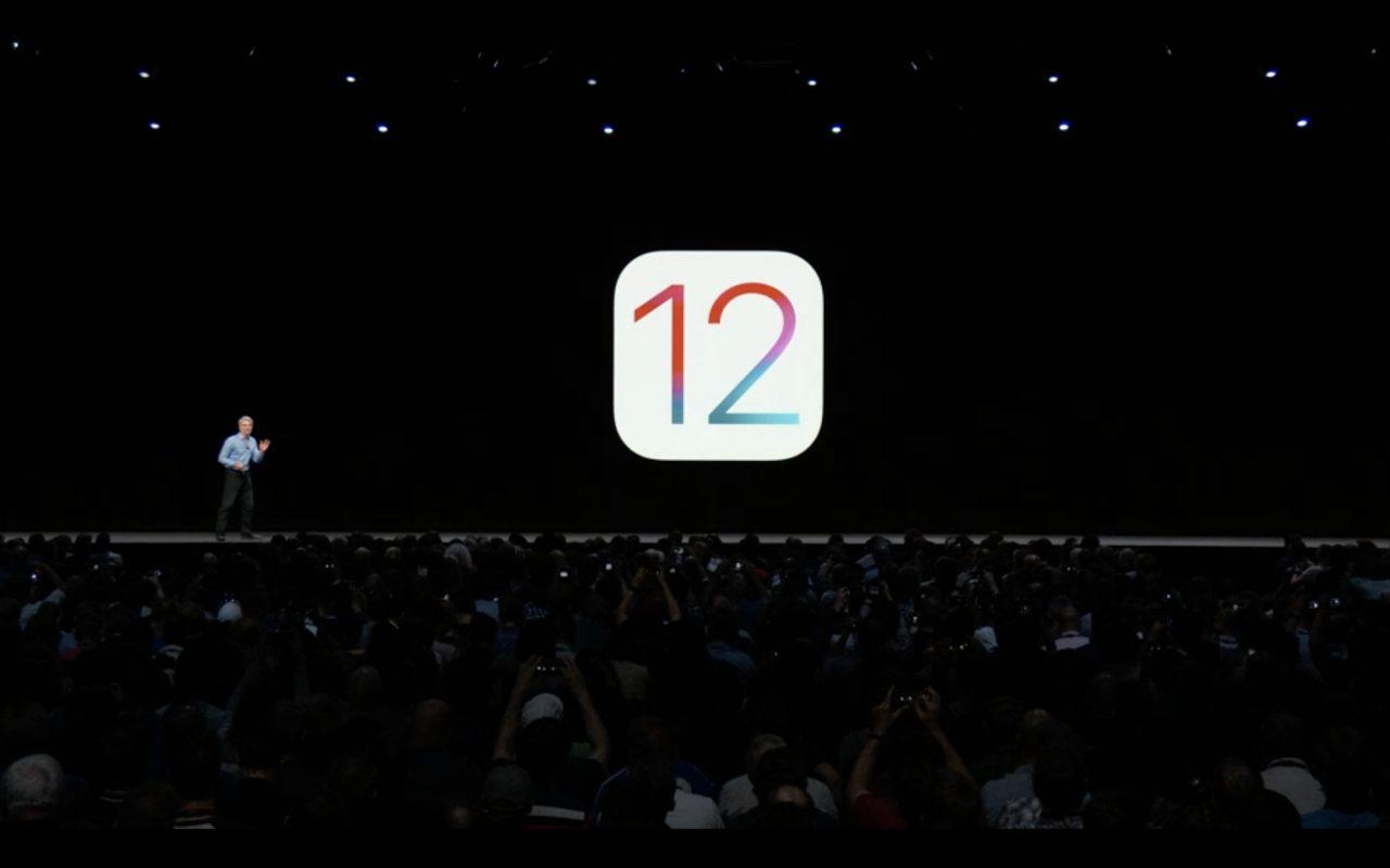 Danh sách các thiết bị Apple được cập nhật iOS 12 hình 1