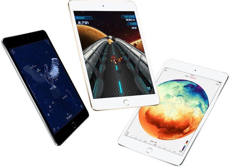 Apple sẽ công bố loạt iPad mới nửa đầu năm 2019, iPad 5 mini sẽ có thiết kế giống iPad 4 mini hình 1