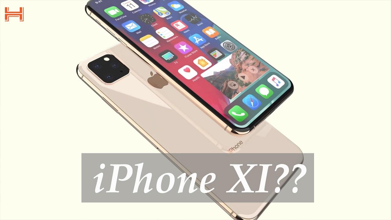 Đây có phải là iPhone XI sắp ra mắt??? hình 1