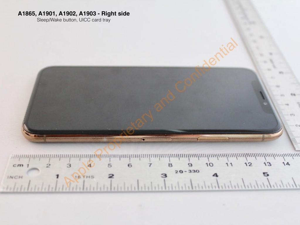 iPhone X phiên bản màu Blush Gold lộ ảnh thực tế! hình 3