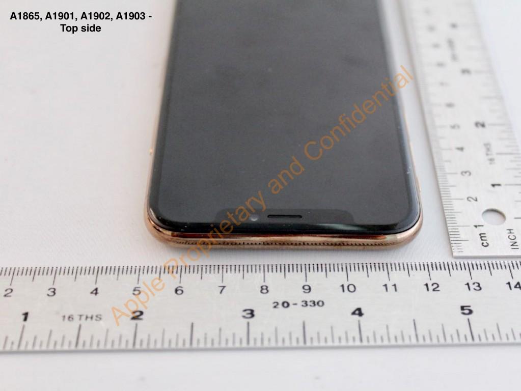 iPhone X phiên bản màu Blush Gold lộ ảnh thực tế! hình 5