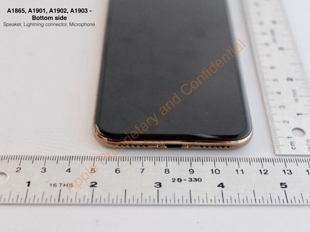 iPhone X phiên bản màu Blush Gold lộ ảnh thực tế! hình 6