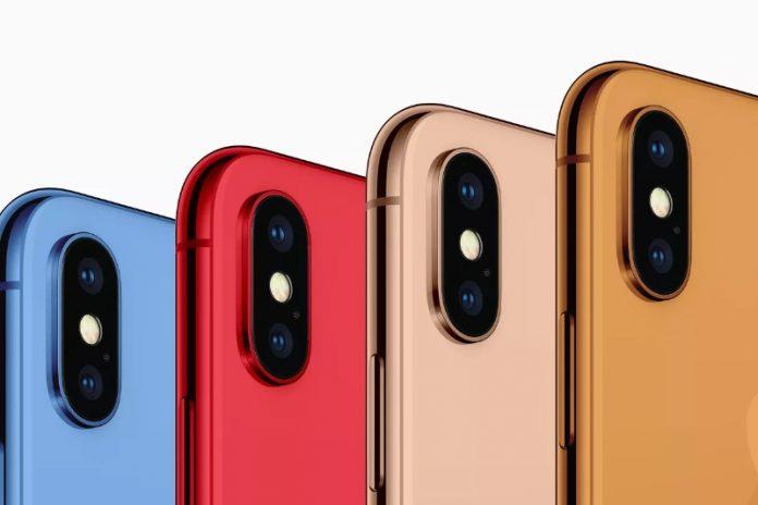 Apple có thể sẽ ra mắt iPhone phiên bản màu xanh dương, cam và vàng hình 1