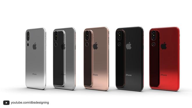 iPhone X Plus xuất hiện bản concept đẹp như mơ hình 1