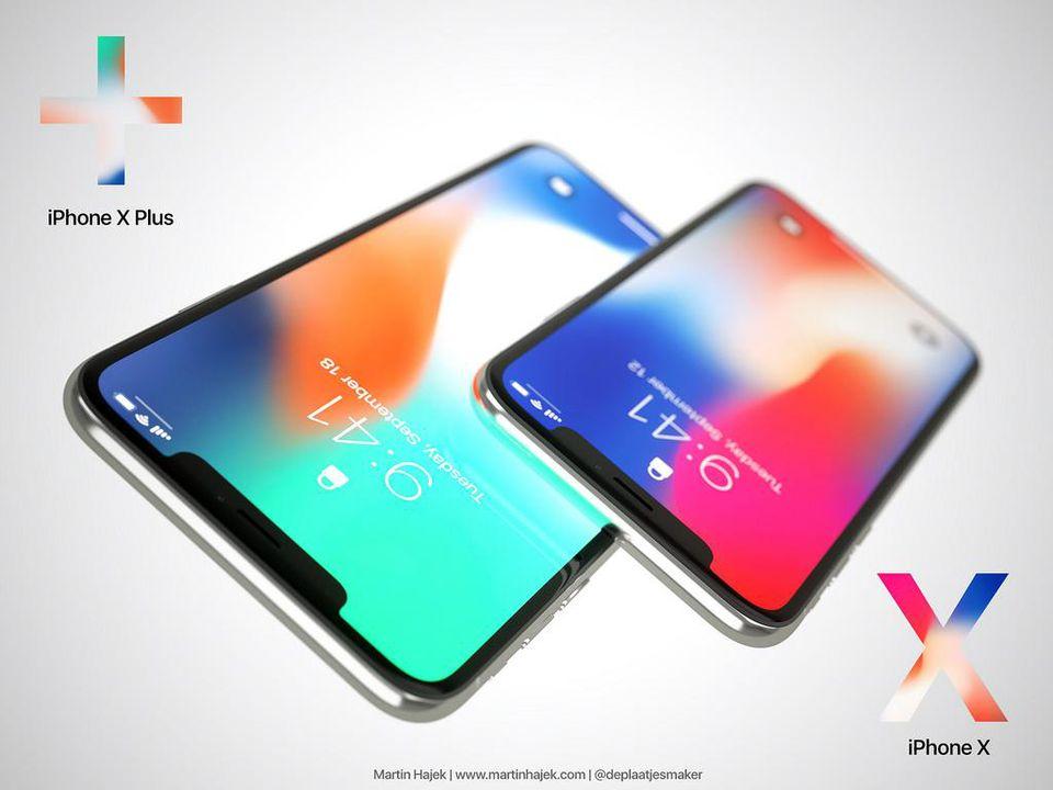 Tổng hợp thông tin rò rỉ iPhone X Plus 6.4 inch hình 3