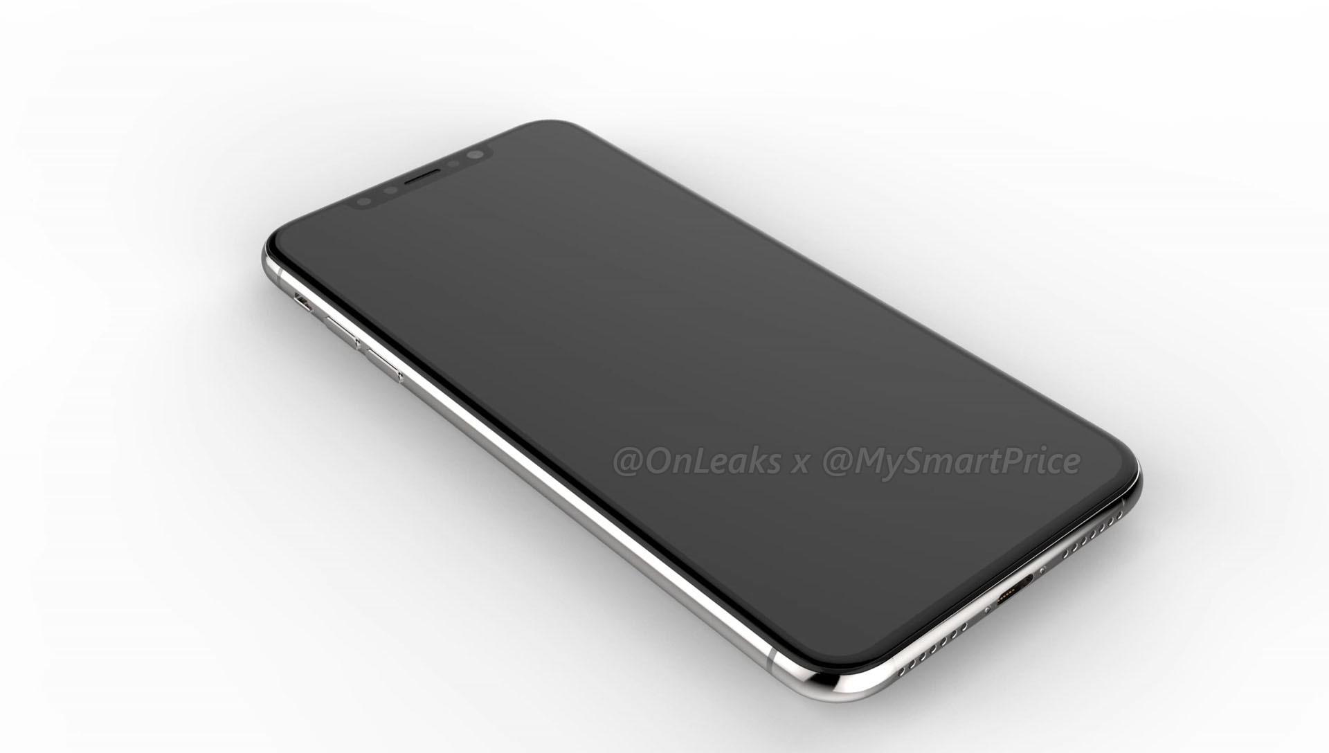 Thiết kế, tính năng của iPhone X Plus vừa được tiết lộ hình 2