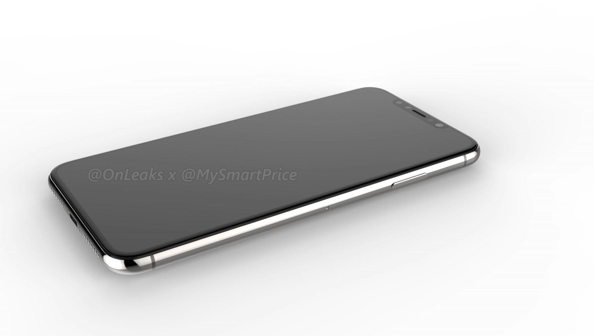 Thiết kế, tính năng của iPhone X Plus vừa được tiết lộ hình 3