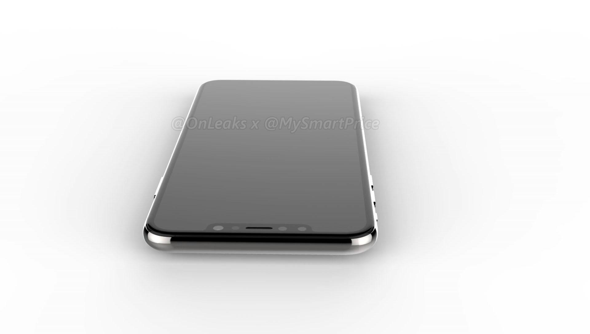 Thiết kế, tính năng của iPhone X Plus vừa được tiết lộ hình 4