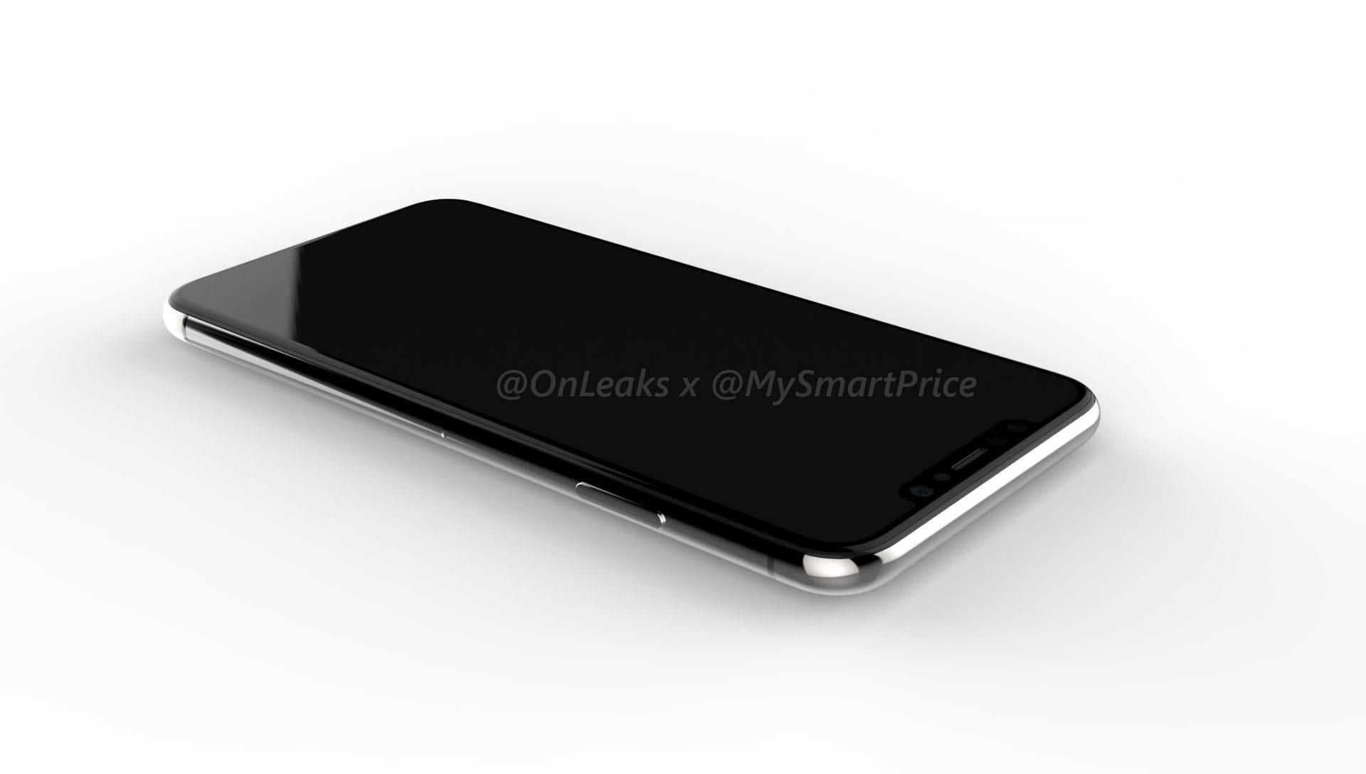 Thiết kế, tính năng của iPhone X Plus vừa được tiết lộ hình 5