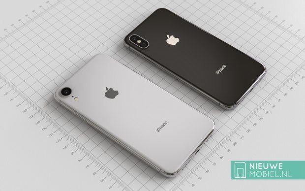 Chiêm ngưỡng vẻ đẹp của iPhone X Plus và iPhone 9 hình 2