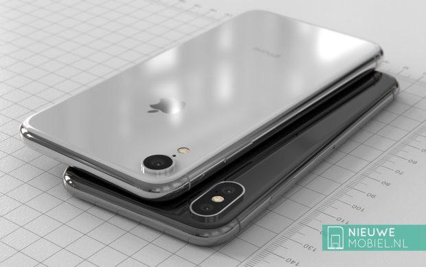 Chiêm ngưỡng vẻ đẹp của iPhone X Plus và iPhone 9 hình 3