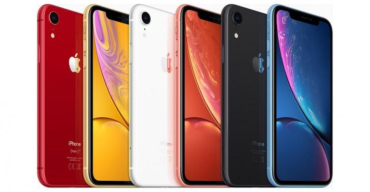 iPhone Xr ra mắt: màn hình LCD 6.1 inch, nhiều màu sắc, giá từ 749 USD hình 3