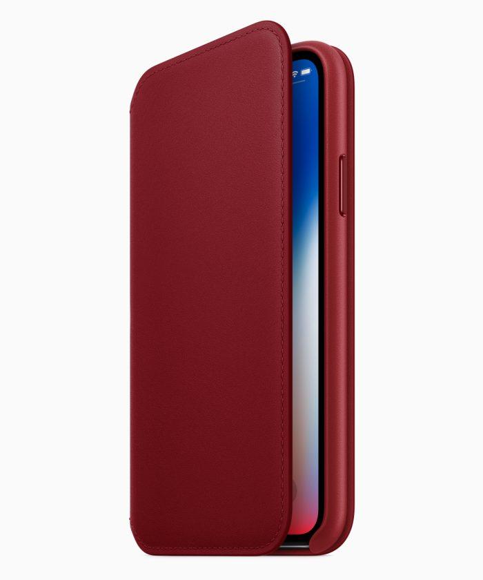 Apple chính thức ra mắt iPhone 8 và 8 Plus phiên bản đặc biệt màu đỏ viền đen hình 5