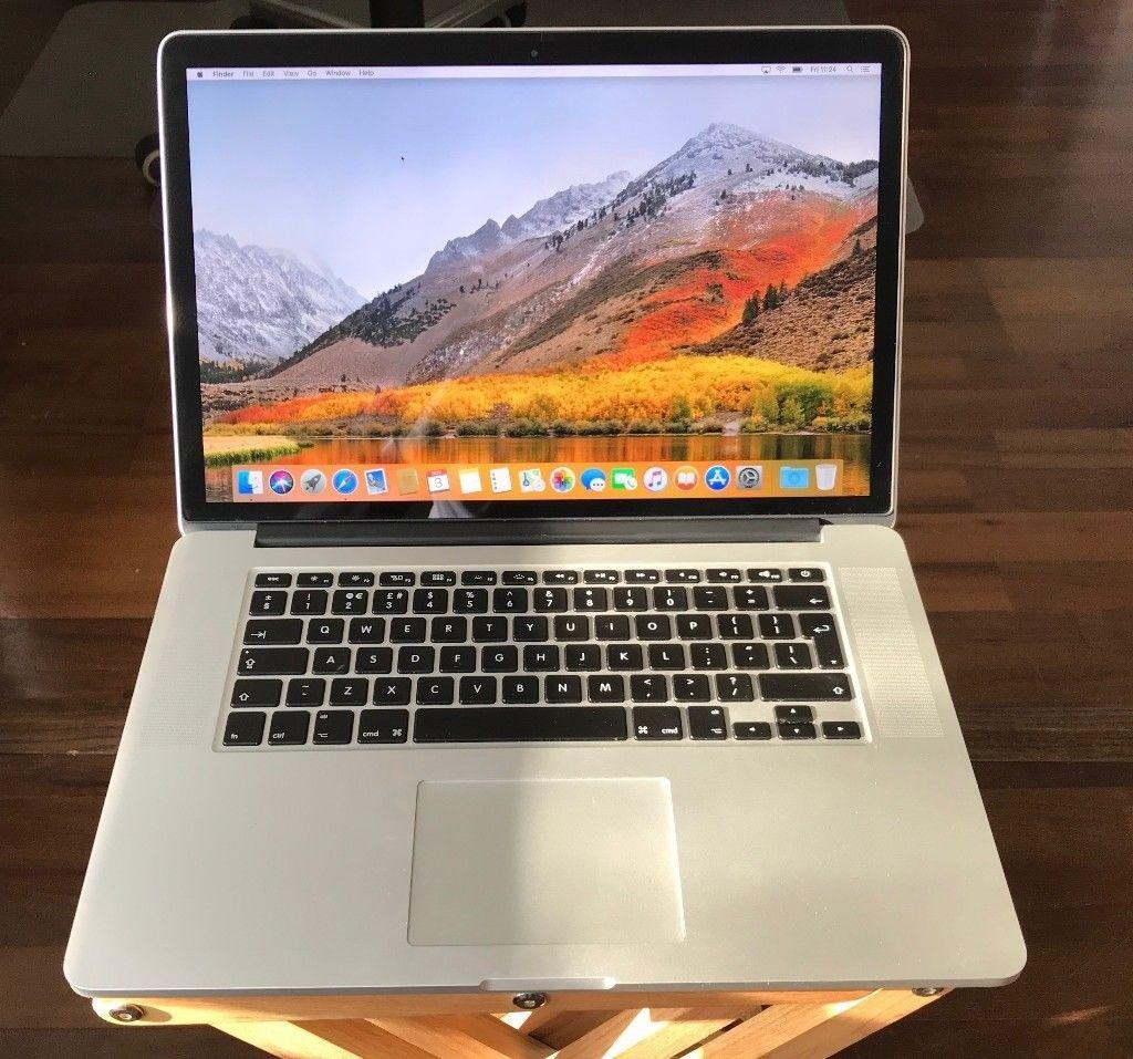 <span id='macbook-pro'></span>Macbook Pro có cấu hình cực cao