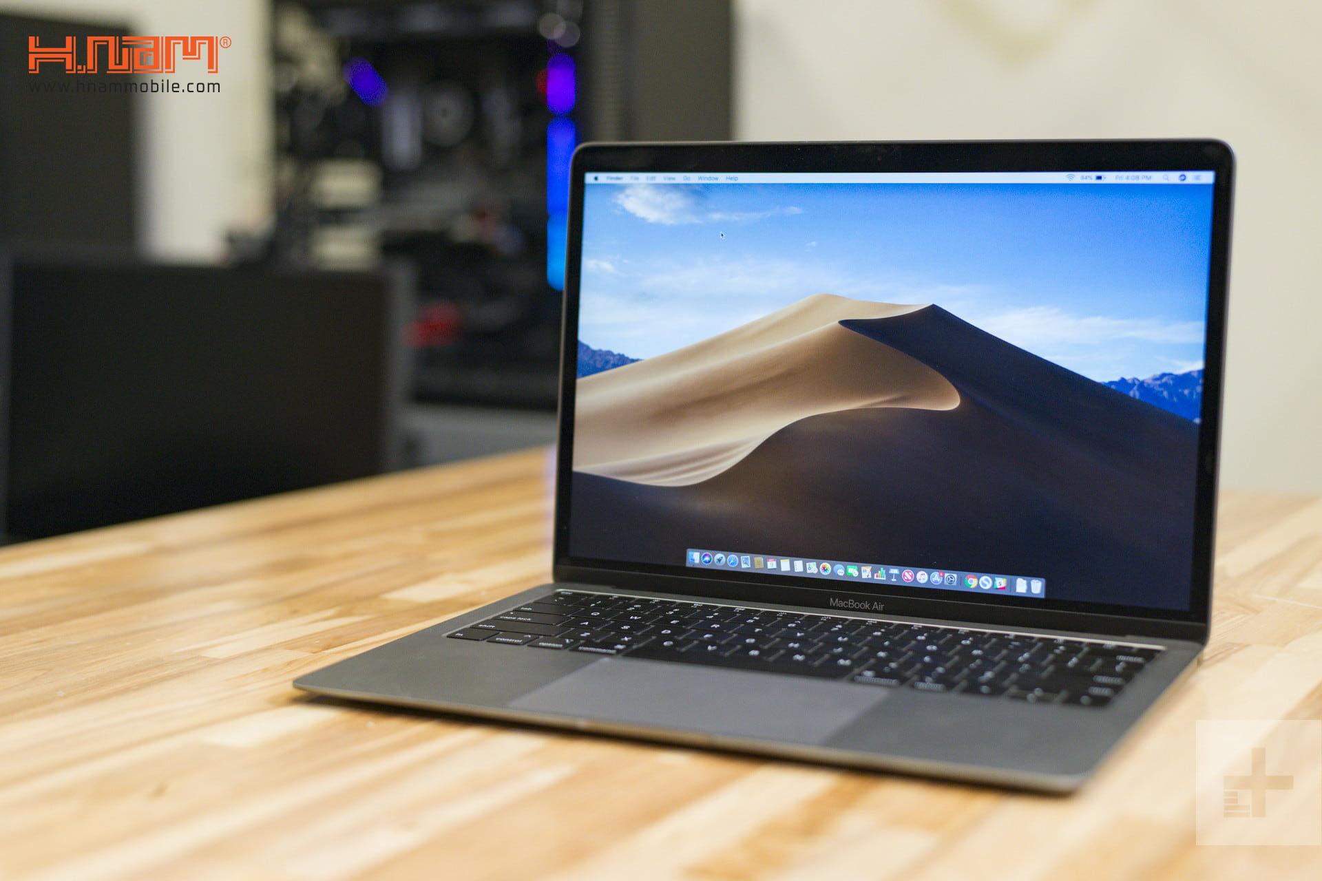 """Những ưu đãi """" khủng"""" khi mua Macbook tại Hnam Mobile"""