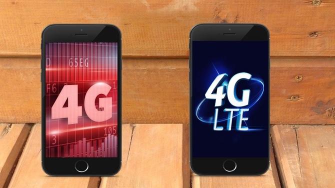 Phân biệt mạng 4G và 4G LTE hình 1