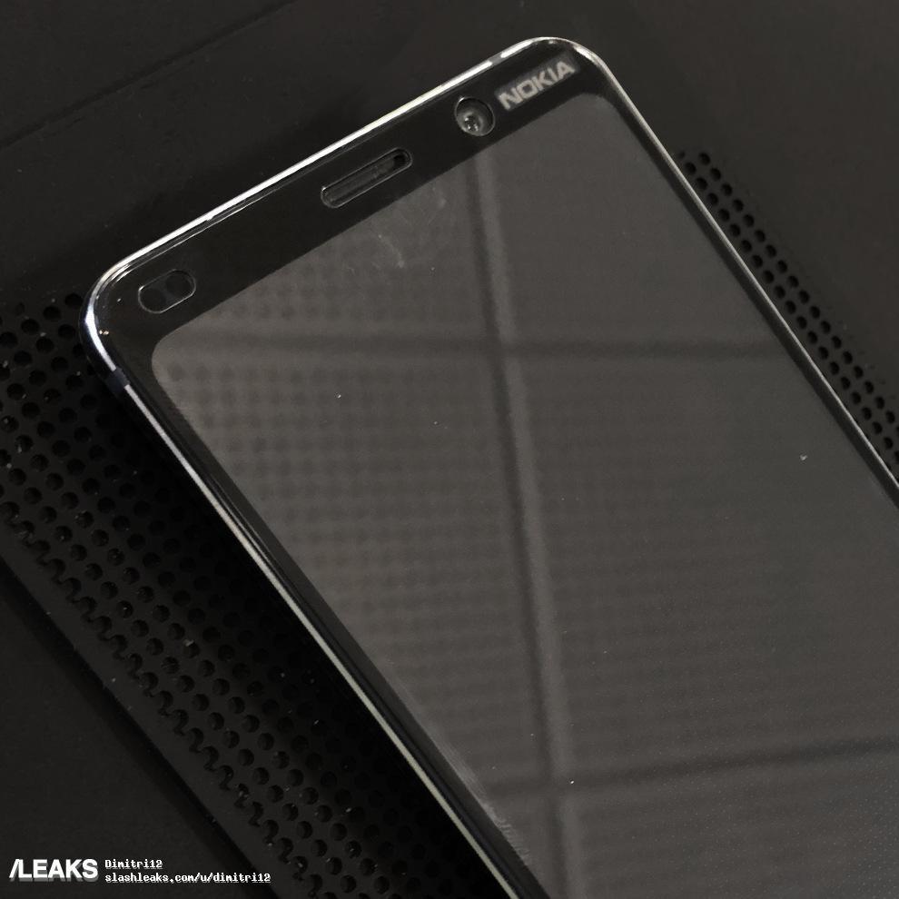 Rò rỉ hình ảnh thực tế mặt trước của Nokia 9 hình 1